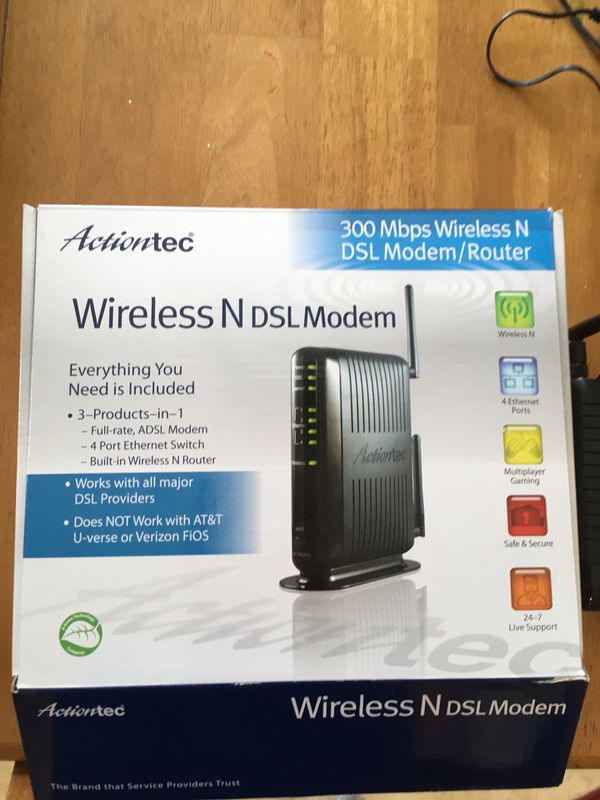 New and Used Modem router for Sale in York, PA - OfferUp