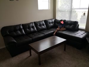 Sectional sofa for Sale in Roanoke, TX
