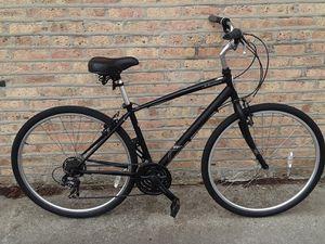 Photo Schwinn voyager 21 speed hybrid road bike bicycle 55cm