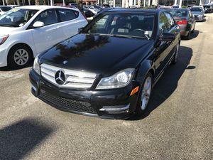 2013 Mercedes Benz c300 $199.00 a month for Sale in Orlando, FL