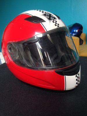 Large motorcycle helmet for Sale in Portland, OR