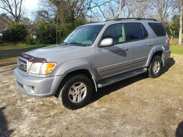2004 Toyota Sequoia For Sale In Cayce Sc Offerup