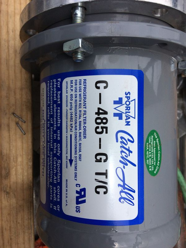 Core Filter Drier 5/8 ODF for Sale in National City, CA - OfferUp