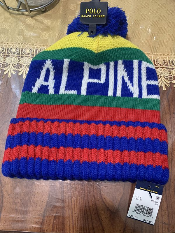 "Ralph Lauren polo ""Alpine"" hat. Retails for  58 plus tax.  40 or b o takes  today. 6314d7d2c69"
