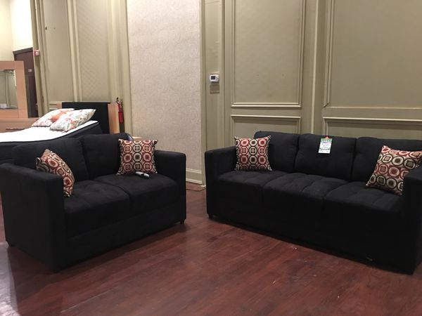 Fine New Serta Sofa And Loveseat 499 1 Set Left For Sale In Greensboro Nc Offerup Ibusinesslaw Wood Chair Design Ideas Ibusinesslaworg