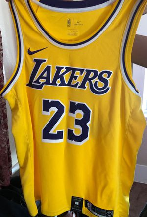 2e81f74e471 New and Used Lakers jersey for Sale in Oakland