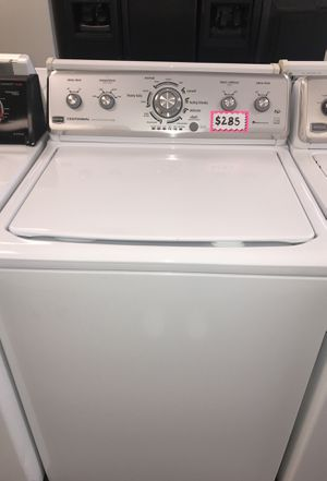 Maytag washer for sale ! - free delivery for Sale in Las Vegas, NV