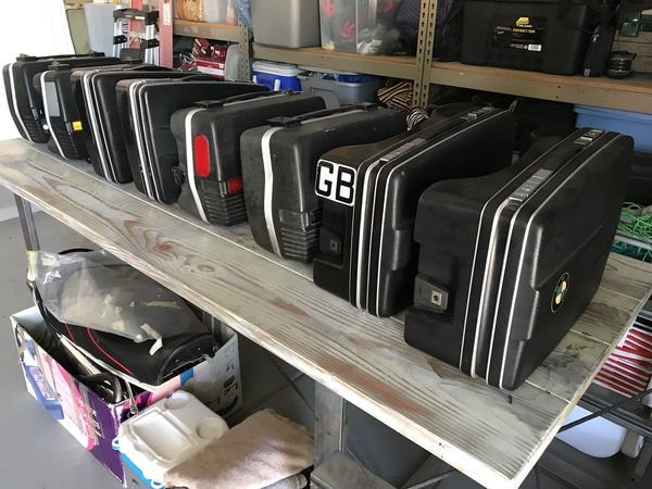 BMW R100 Cases - Suitcases for Sale in Gilbert, AZ - OfferUp