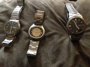 Seiko & Citizen Watches for Sale in Tacoma, WA
