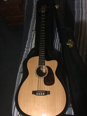 CF Martin acoustic electric bass for Sale in Lynchburg, VA