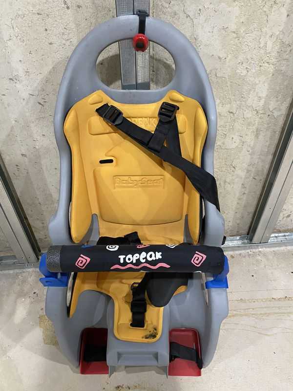 Topeak Baby Seat Bike Carrier W Mount Rack For Sale In
