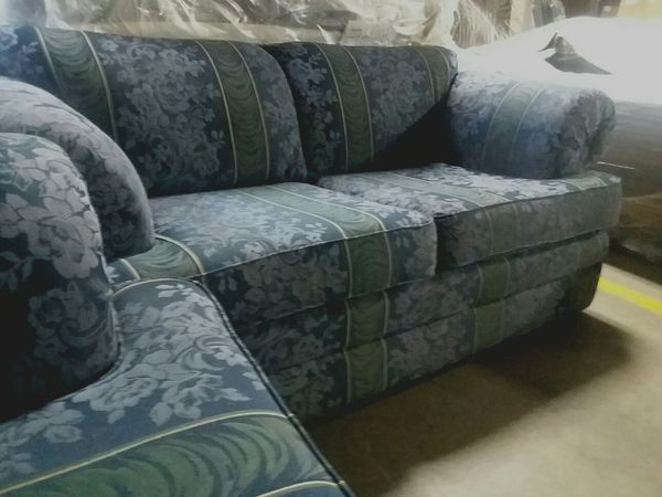 England Sofa and Loveseat (England is upscale Lazy-Boy ...