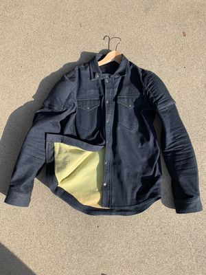 Pando Moto Kevlar Jeans Jacket with pads for Sale in San Diego, CA