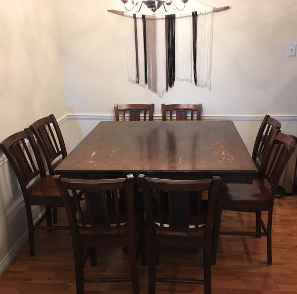 Large Wood Dining Room Table Springfield MO