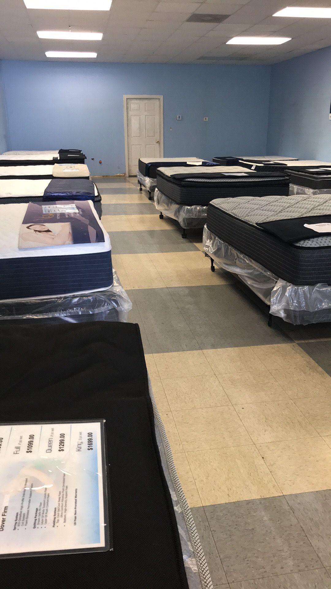 New king size mattress sets