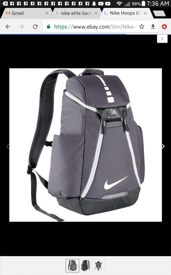 495f0c20b0 Nike elite bag for Sale in Boston