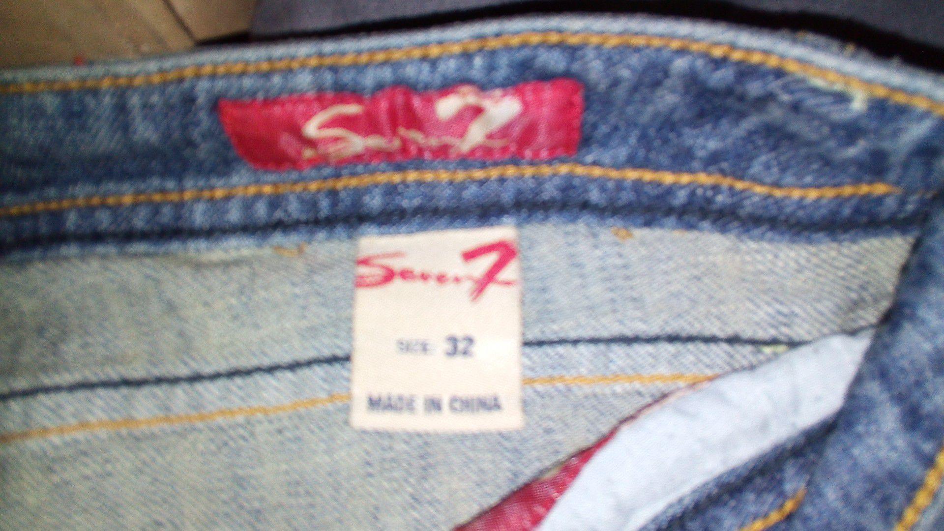 Sz 31 Seven jeans