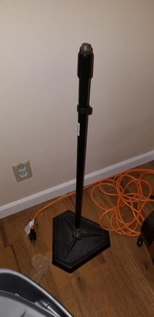 Microphone stand for Sale in Seattle, WA