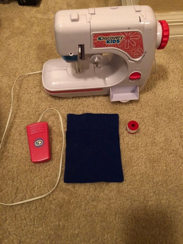 Discovery Kids Battery Operated Sewing Machine For Sale In Apopka Impressive Discovery Kids Sewing Machine