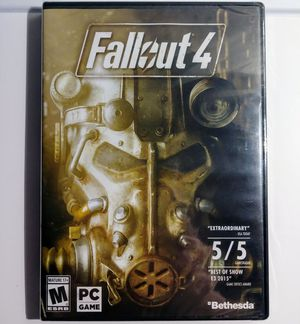 🆕 Fallout 4 (PC / Windows) 🆕 for Sale in San Diego, CA