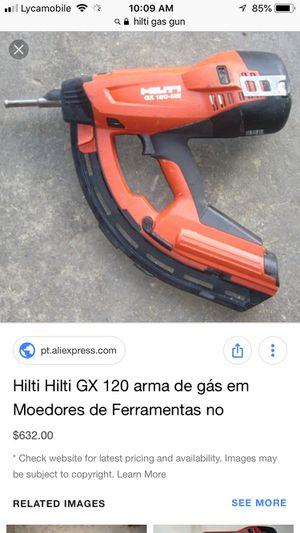 Hilti gas nail gun for Sale in Poinciana, FL