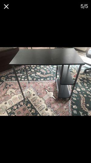Black office desk for Sale in Richmond, VA
