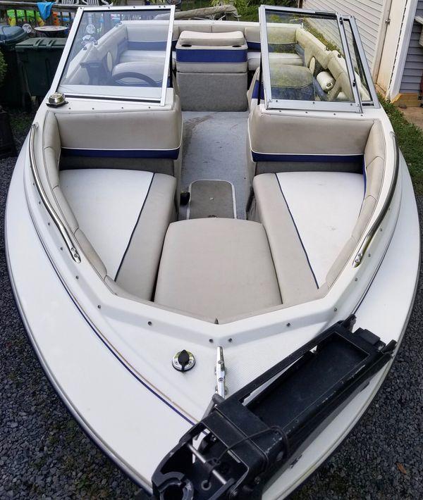 1996 Bayliner Capri - Bowrider - Great 1st Time Boat - 19' for Sale in  Manassas, VA - OfferUp