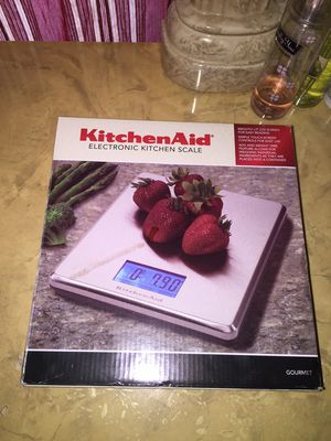 Electronic Kitchen scale for Sale in Richmond, VA