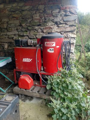 Hotsie, hot water pressure washer for Sale in Harpers Ferry, WV