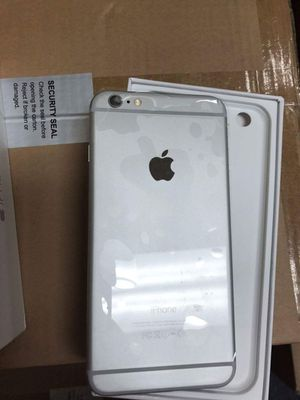 iPhone 6 unlocked 64GB new with warranty. for Sale in Beltsville, MD
