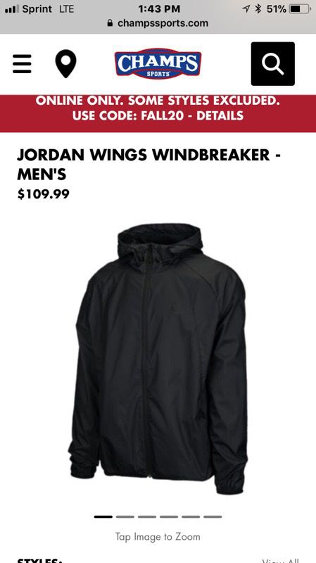 136dd497138 Jordan windbreaker for Sale in New Bedford, MA - OfferUp