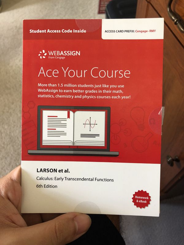 Never used webassign code code only for sale in fort lauderdale never used webassign code code only for sale in fort lauderdale fl offerup fandeluxe Images
