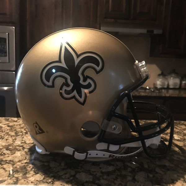 d0f14160e72 NFL New Orleans Authentic NFL Helmet for Sale in Rockwall