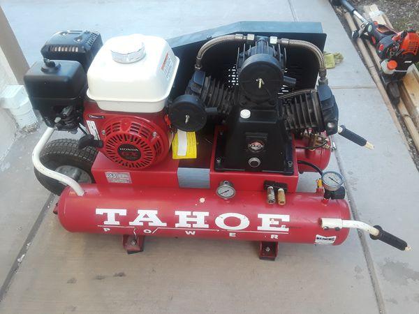 Tahoe Honda Gas Air Compressor