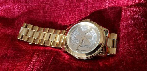Original Michael Kors woman wrist Watch Thumbnail