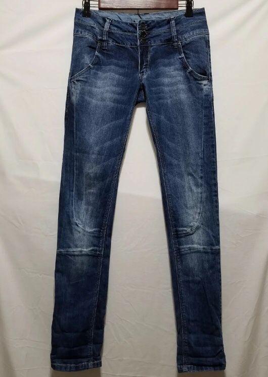 8c4dd73d Zara TRF Denim Rules - Blue Skinny Jeans for Sale in Los Angeles ...
