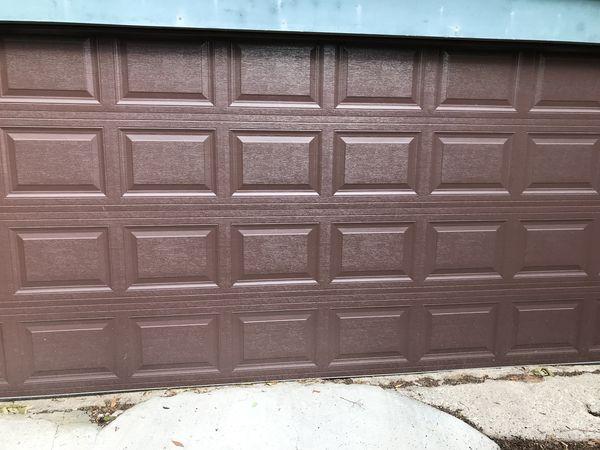 Garage Door And Door Opener For Sale In Chicago Il Offerup