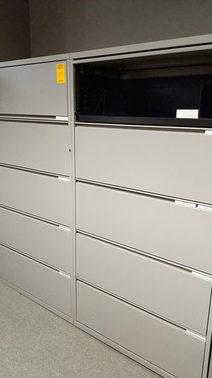 Lateral file cabinets for Sale in San Francisco, CA