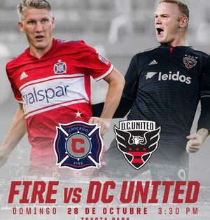 Chicago Fire vs D.C. United Tickets for Sale in Romeoville, IL