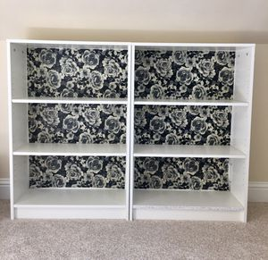 New And Used White Bookcase For Sale In Kirkland Wa Offerup