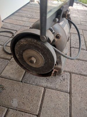 Strange Dunlap Sears Bench Grinder For Sale In Phoenix Az Offerup Gmtry Best Dining Table And Chair Ideas Images Gmtryco