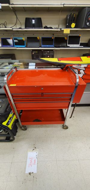 Photo Snap On Rolling Tool Chest