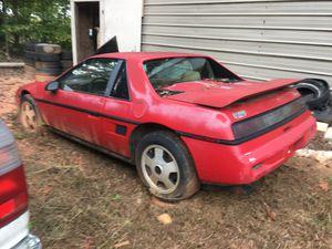 1988 Fiero Gt Formula for Sale in Kenbridge, VA
