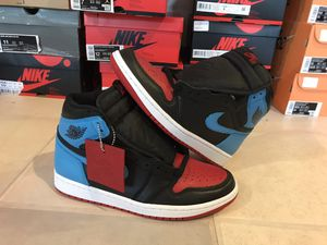 Photo Nike Air Jordan 1 Unc to Chi Ds Brand New