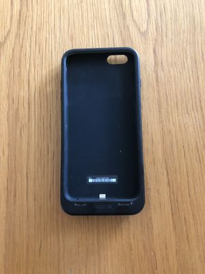 Mophie iPhone 6/6s plus charging case for Sale in Honolulu, HI