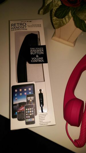 Retro handset for mobile phone for Sale in Gaithersburg, MD