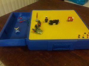 Lego work surface/storage case for Sale in Phoenix, AZ