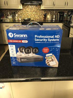 Swan Professional HD Security System for Sale in Guntersville, AL