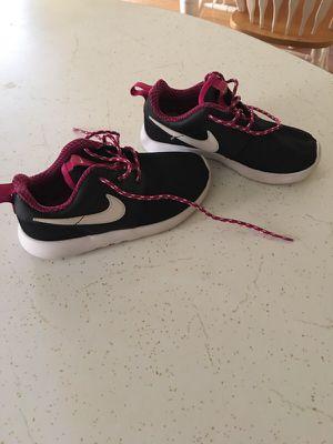 Girls Nike shoes size 12c for Sale in Bumpass, VA