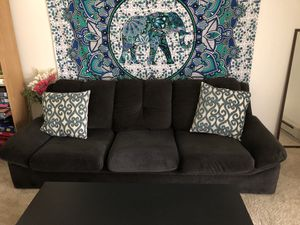 Black Futon For In Bellingham Wa
